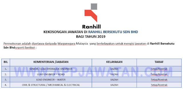 Ranhill Bersekutu Sdn Bhd.