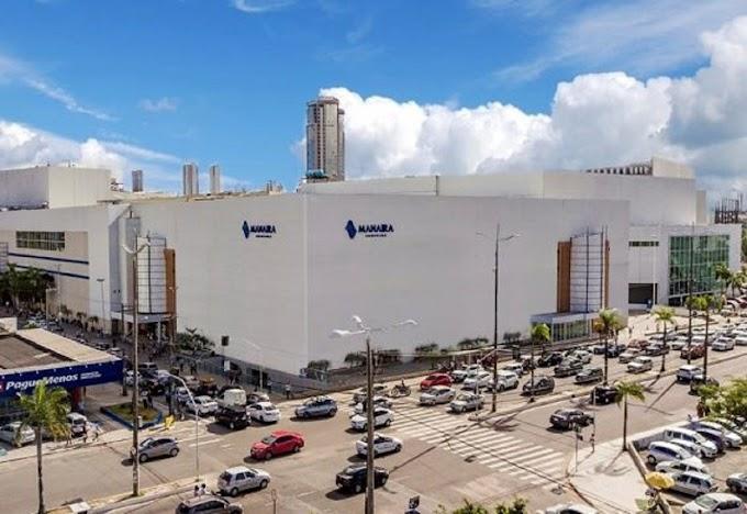 Decisão da Justiça proíbe a reabertura de lojas no Shopping Manaíra