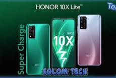 جميع مواصفات هاتف HONOR 10X Lite