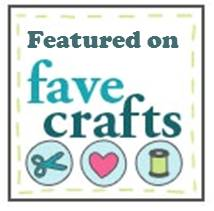 Featured Blogger on Fave Crafts
