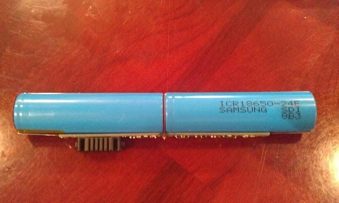 KOJINSHA PM1WX16SA(mbook m1) バッテリーセル交換方法