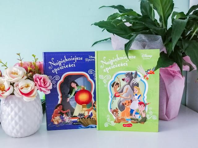 Czytam dziecku   Najpiękniejsze opowieści. Disney księżniczki oraz Disney klasyka