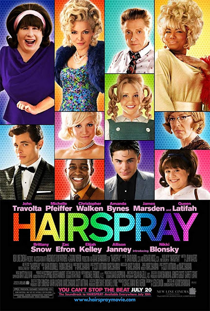 Hairspray 2007 musical movie poster
