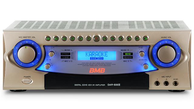 Amply BMB DAR 800 II