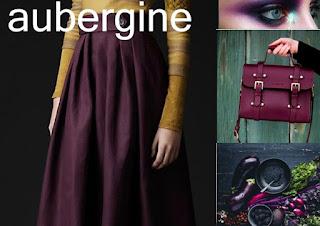 Color Aubergine (Berenjena)