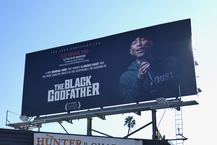 Black Godfather Best Original Song FYC billboard