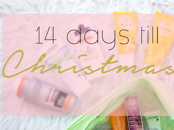 BLOGMAS :: 11 Декември // What's in my travel bag