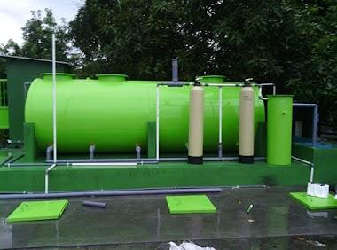 Pengolahan Air Limbah Dengan Proses Biofilter