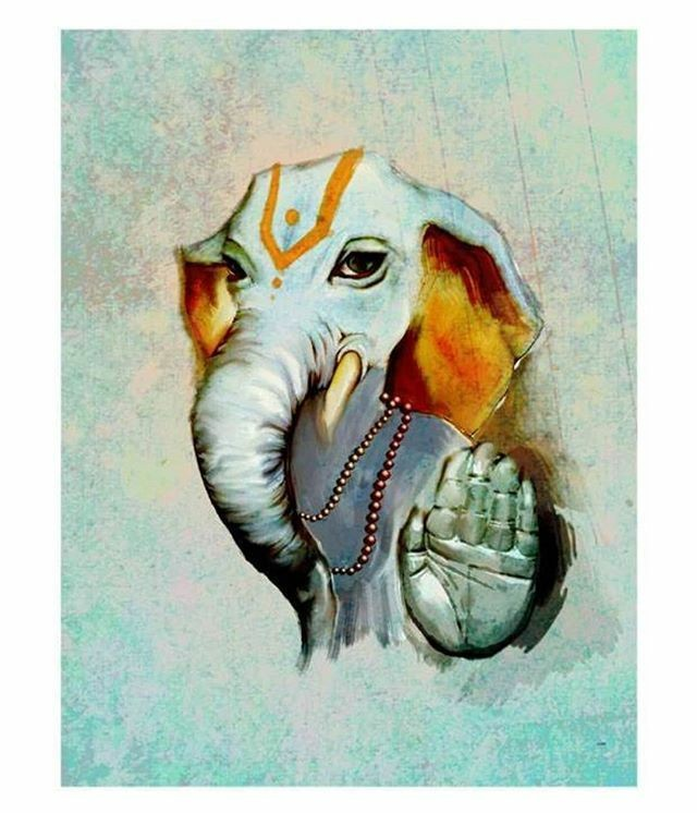 Ganesha-Drawing-Images
