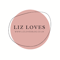 Liz Loves Blog Logo