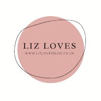 Liz Loves Blog Logo