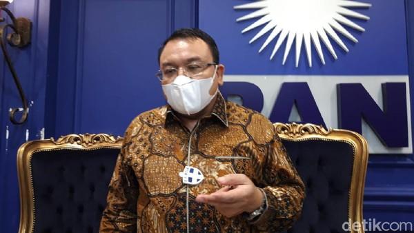 Fraksi PAN DPR Tegur Anggotanya Tolak Karantina dari LN Lalu Ikut Rapat