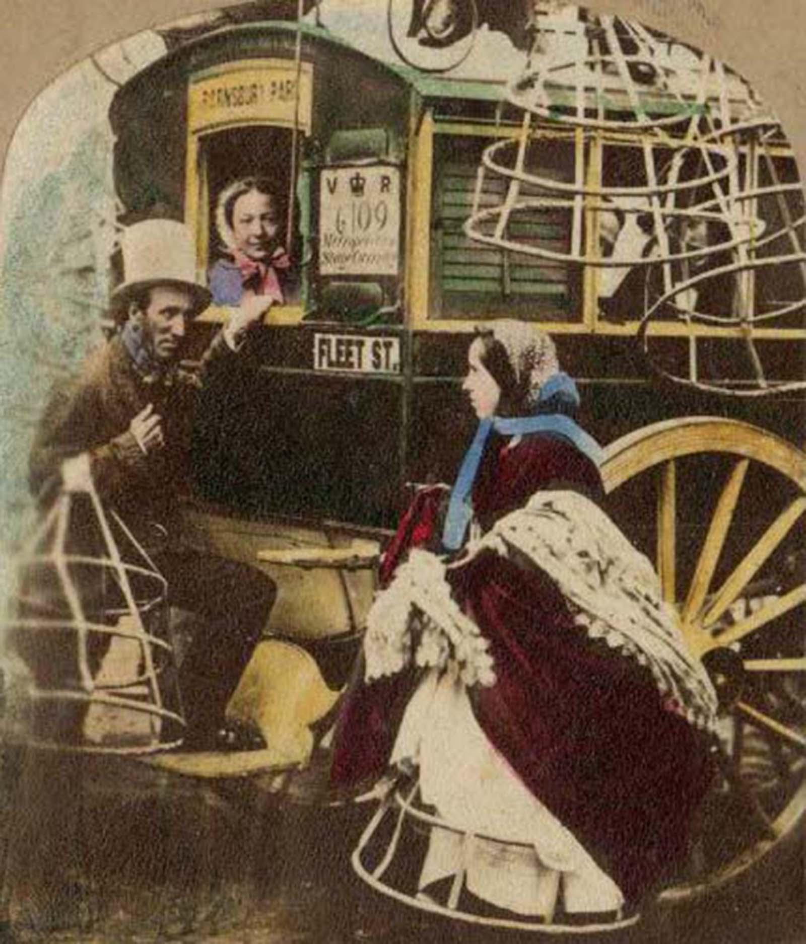 crinoline historical photos