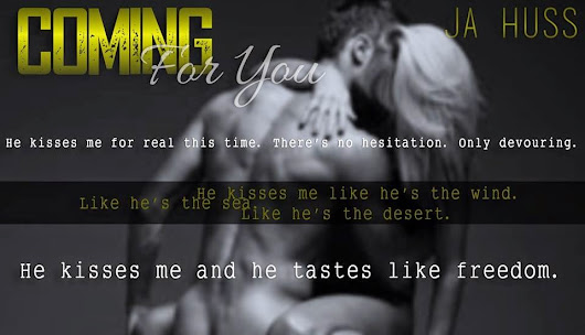 BOOK BLITZ: Coming for You (Dirty, Dark & Deadly #3) by J.A. Huss **GIVEAWAY & 3 EXCERPTS**