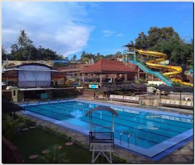 Gambar Slanik Waterpark Lampung