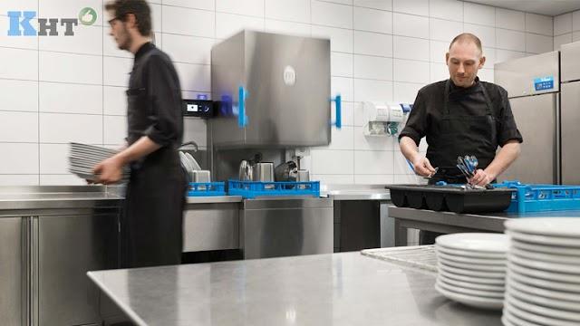 5 lưu ý khi chọn mua máy rửa bát công nghiệp cho nhà hàng