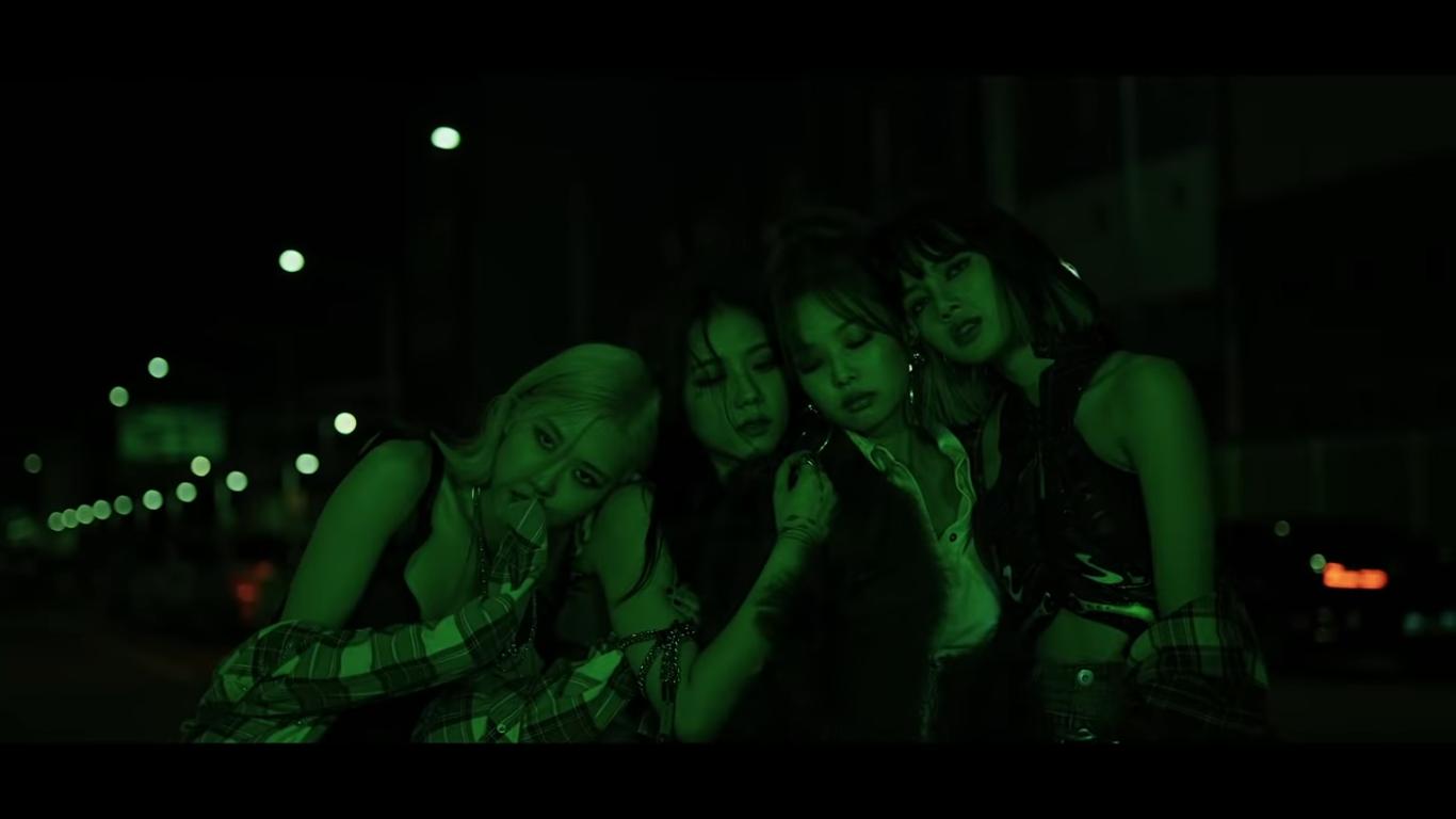 BLACKPINK Release The Latest Teaser of 'Lovesick Girl'