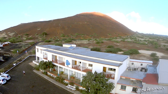 Obsidian Hotel  chalet accommodation Ascension Island