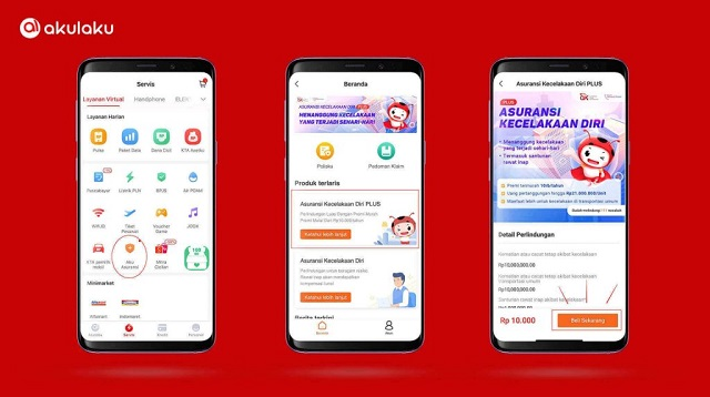 Aplikasi Kredit Handphone