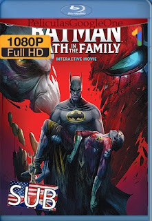 Batman Death in the Family [2020] [1080p Web-Dl] [Ingles-Subtitulado] [HazroaH]