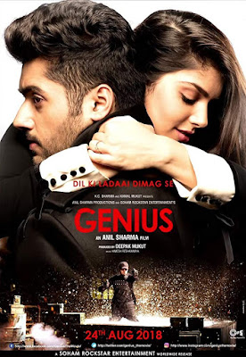 Genius 2018 Full Hindi 720p Movie Download