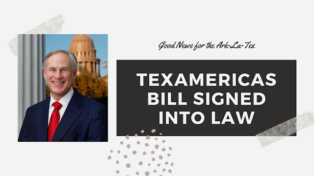 Governor Abbott signs TexAmericas Center property tax exemption bill into law