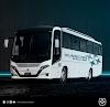 Busscar lanzó su modelo El Buss 340 con motor frontal
