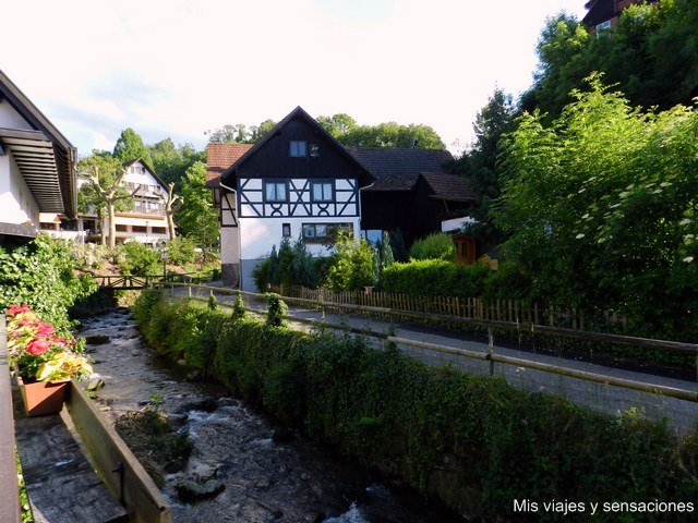 Sasbachwalden, Selva Negra, Alemania