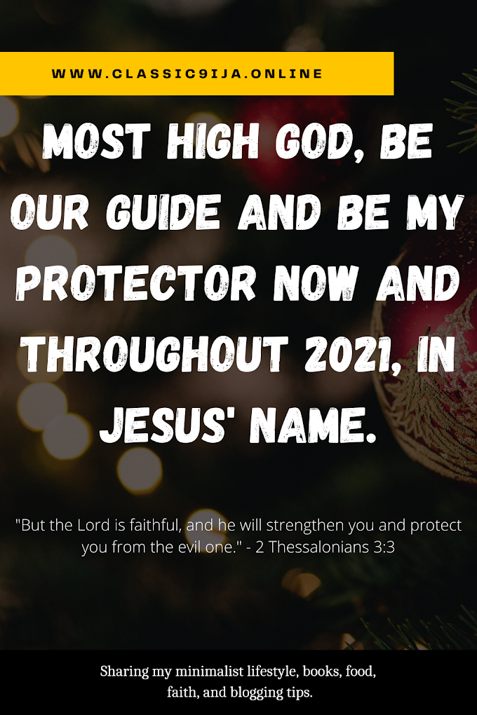 Prayer for Protection (2 Thessalonians 3:3)