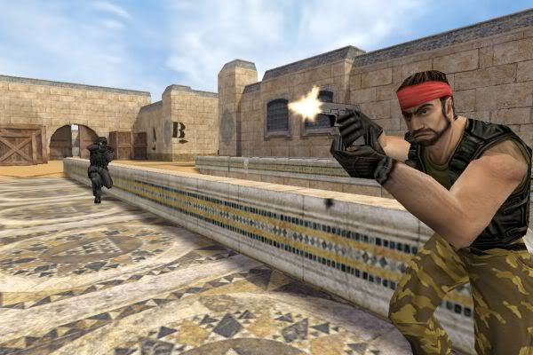 Counter Strike Condition Zero PC Game