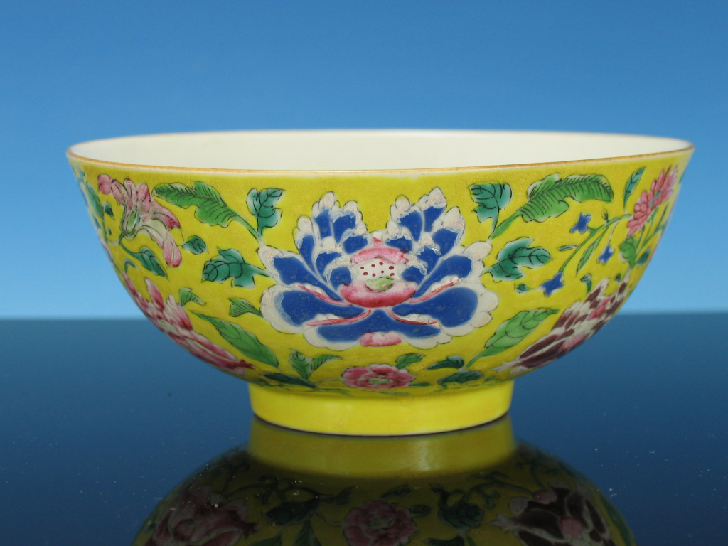 Estate Auction Of Asian Art And Chinese Porcelain