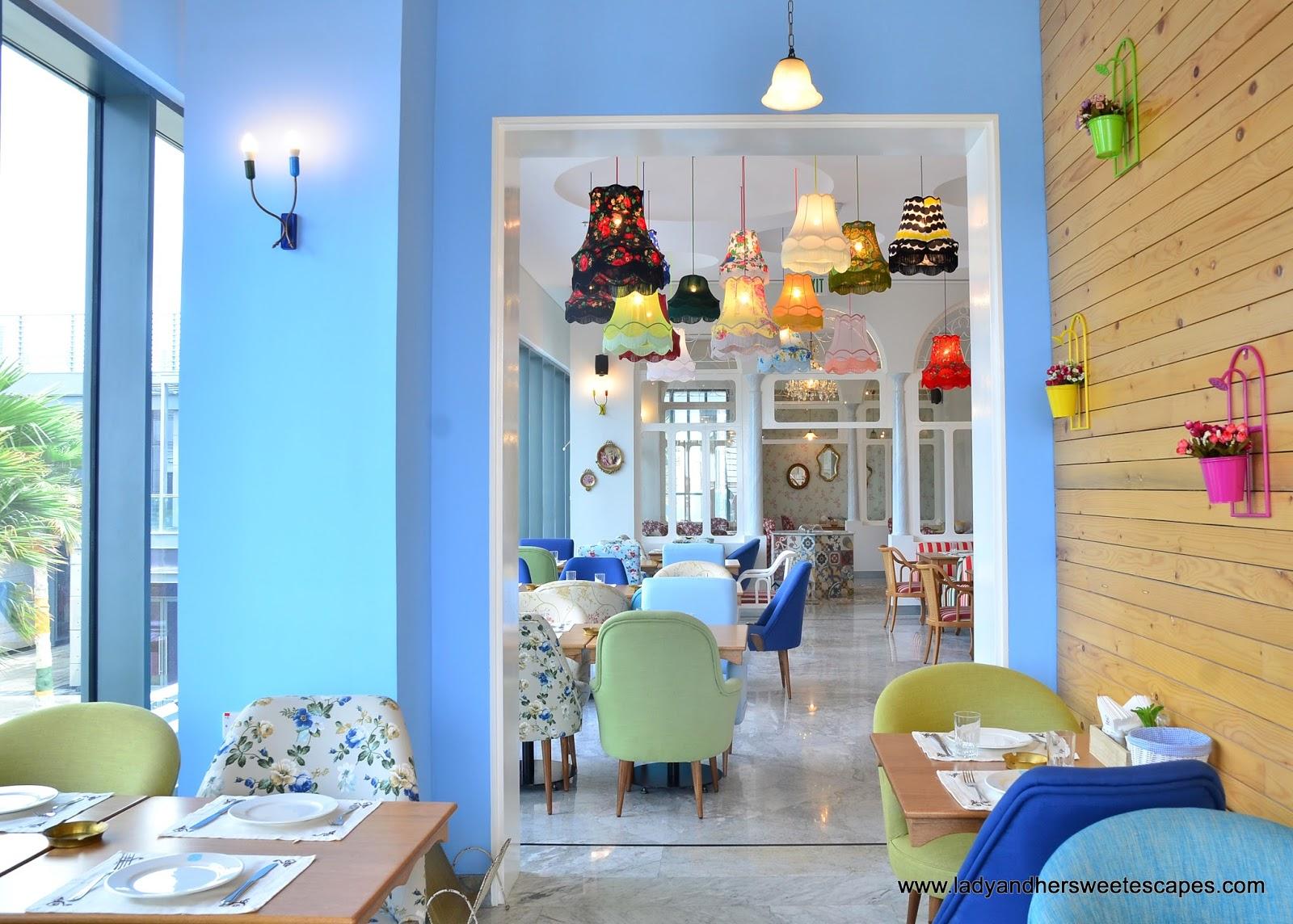 Lovely Lebanese Restaurant In City Walk II