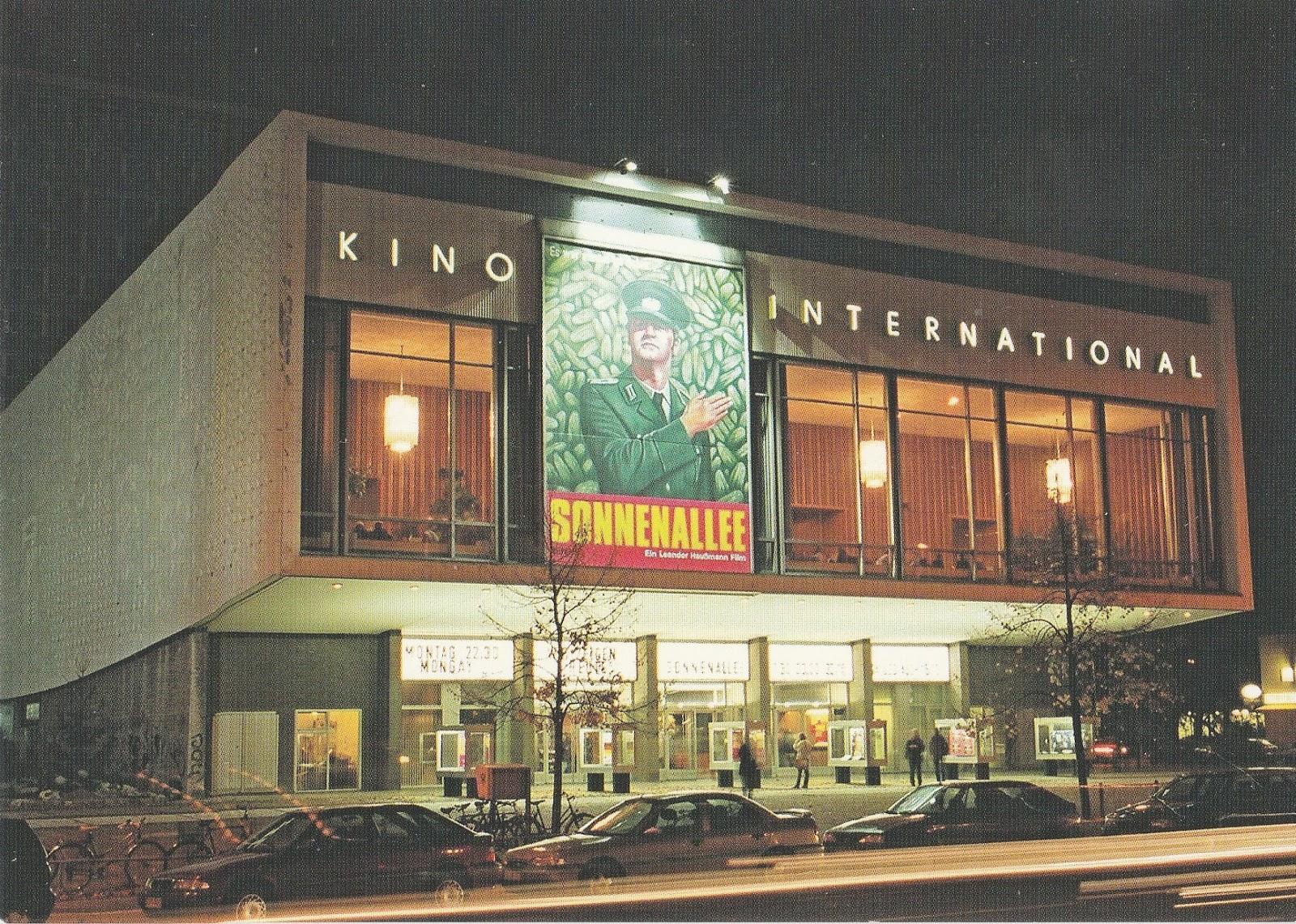 Kino International Programm Berlin