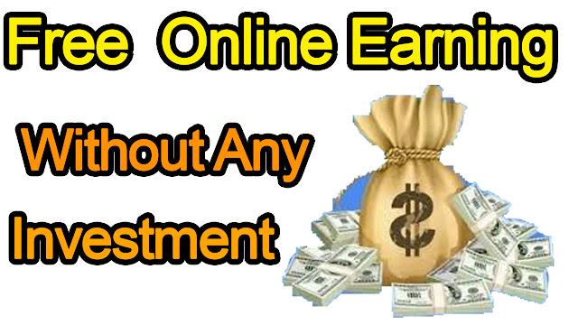 Free Online Earning in Pakistan