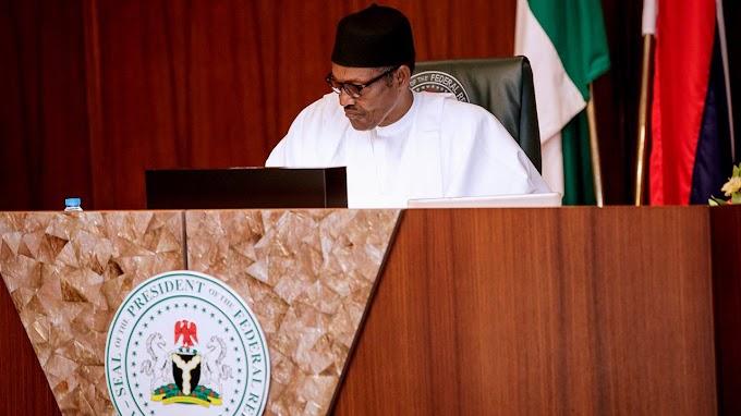 Buhari inaugurates RMAFC chairman, members