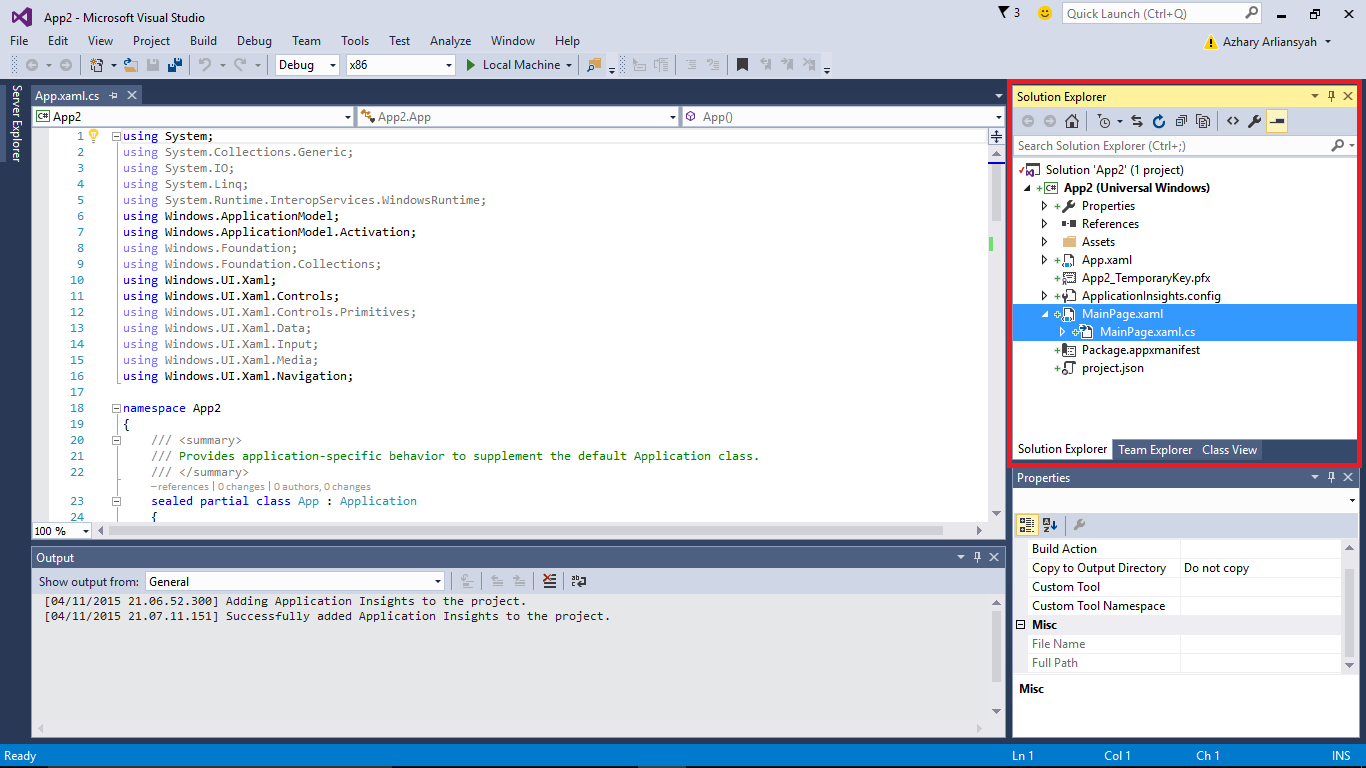 Programming Simple Math Quiz Application with C# and Visual Studio