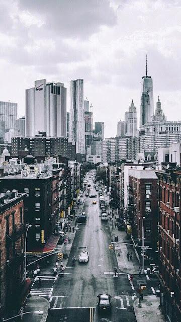 fondo de pantalla de ciudad para celulares