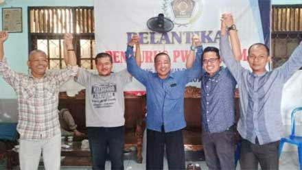 Kandidat Calon Ketua PWI Perwakilan Padang Pariaman 2021-2024
