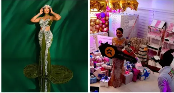 All Erica Fans are mad- Nigerian man slammed those who gave erica a house as a birthday gift