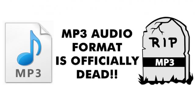 File Berformat MP3 Secara Resmi Telah Berakhir
