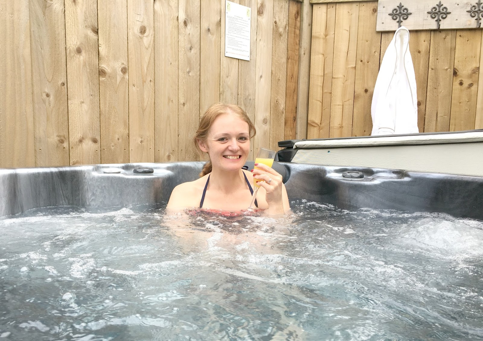 Wedding Anniversary Stay at the South Causey Inn, County Durham - Hot Tub