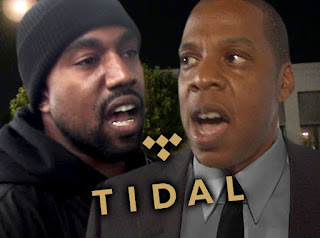 Jay Z, Kanye West, Beyoncé, Tidal, News, Money,