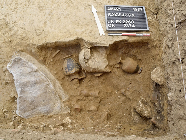 New finds at the sanctuary of Artemis Amarysia