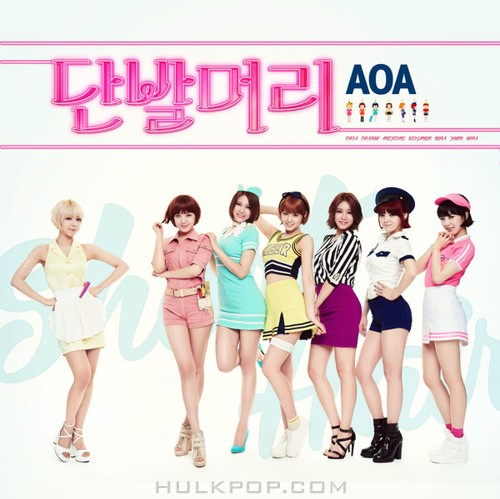 AOA – Short Hair – EP (FLAC + ITUNES PLUS AAC M4A)