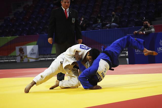 Judo: Open Panamericano Lima 2021 se celebró en la Videna