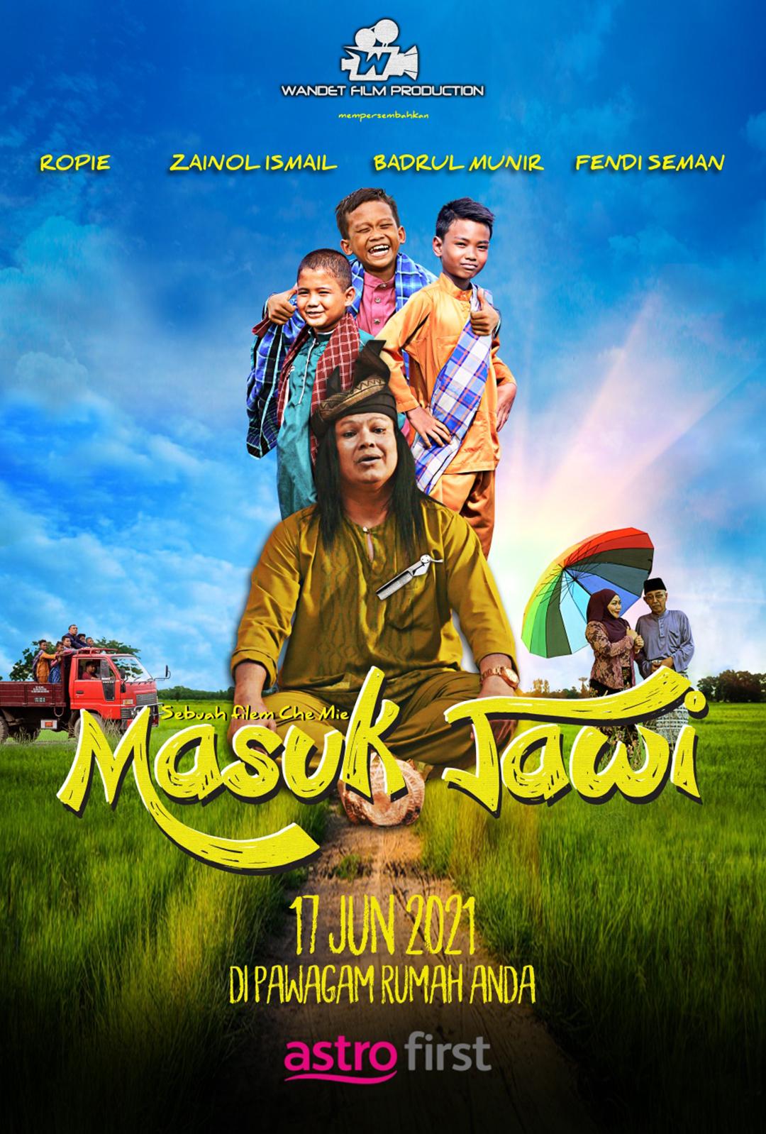 Filem Masuk Jawi Astro First 17 Jun 2021