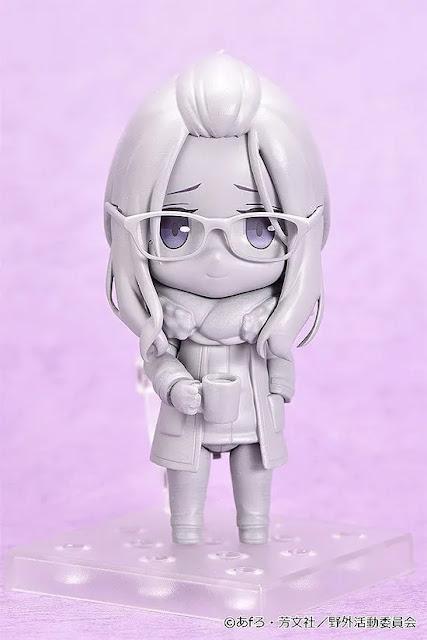 Laid-Back Camp Nendoroid Sakura Kagamihara
