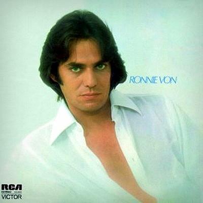 """Ronnie Von - """"Ronnie Von"""" [1977]"""