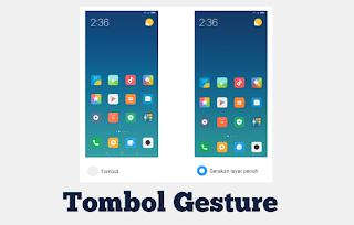 Cara Menyembunyikan Tombol Navigasi Di Xiaomi Redmi Note 7