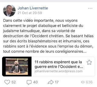 Johan Livernette